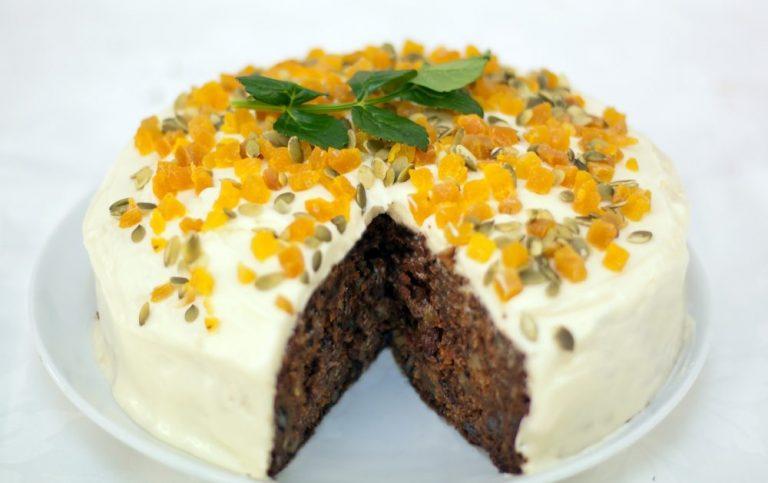 Carrot Cake - Close Up
